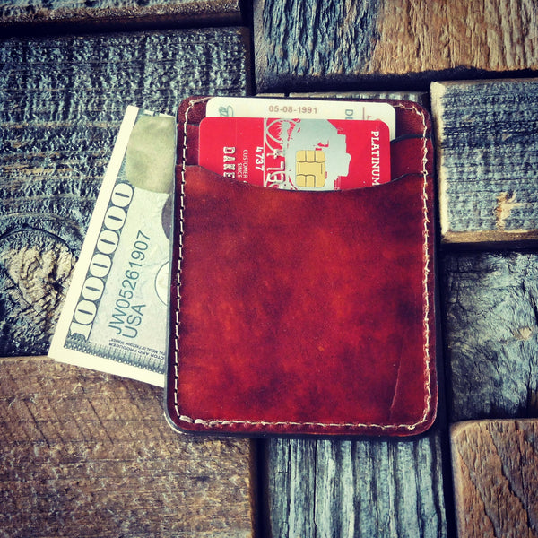 The Dixie Credit Card Holder