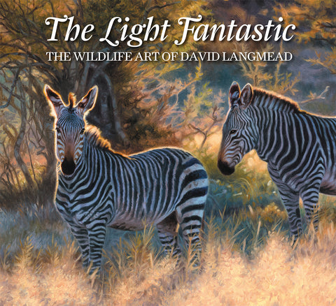 The Light Fantastic: The Wildlife Art of David Langmead Collector's Edition - Sporting Classics Store