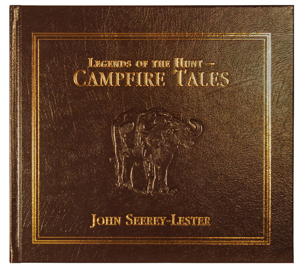 Legends of the Hunt—Campfire Tales; Buffalo Edition - Sporting Classics Store