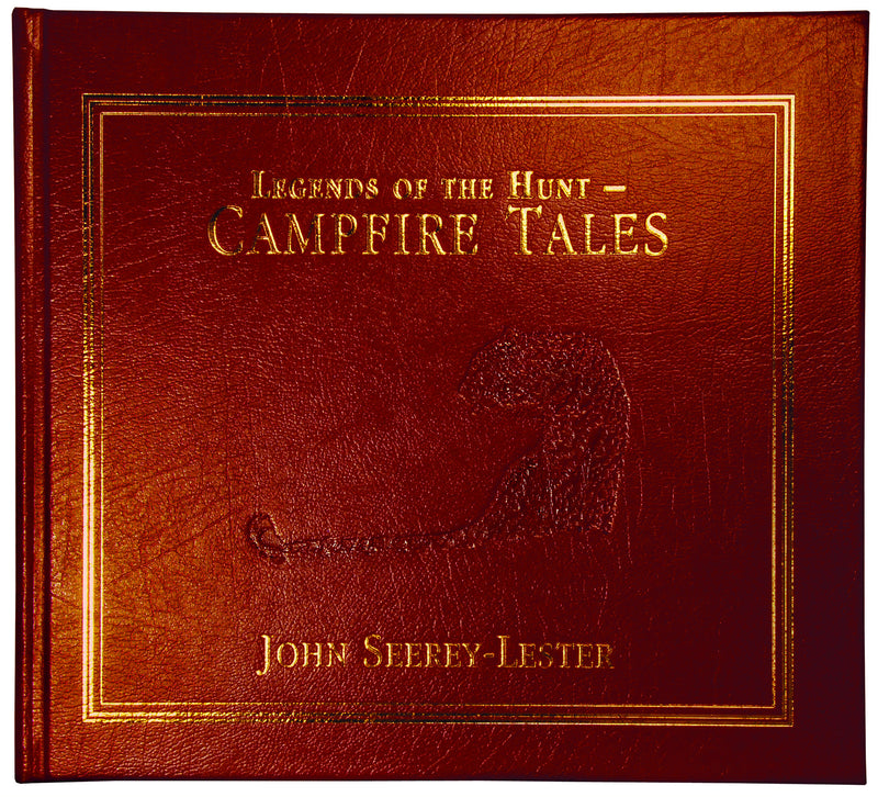 Legends of the Hunt—Campfire Tales; Leopard Edition - Sporting Classics Store