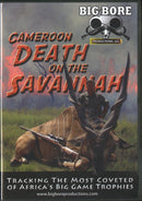 Cameroon Death on the Savannah DVD
