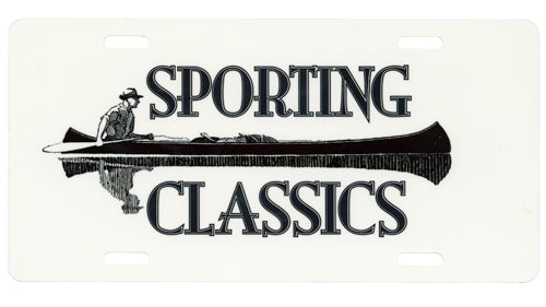 Car Tags - Sporting Classics Store
