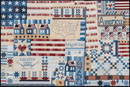 Thank You America Quilt 1000 Piece Jigsaw Puzzle