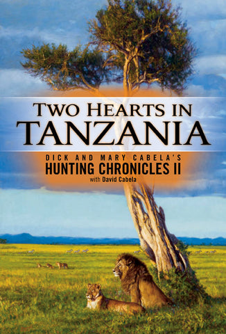 Two Hearts in Tanzania - Sporting Classics Store