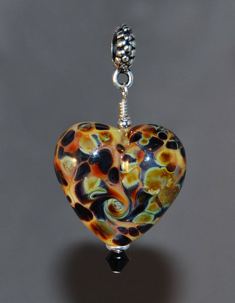 Wild at Heart - Ocelot Pendant - Sporting Classics Store