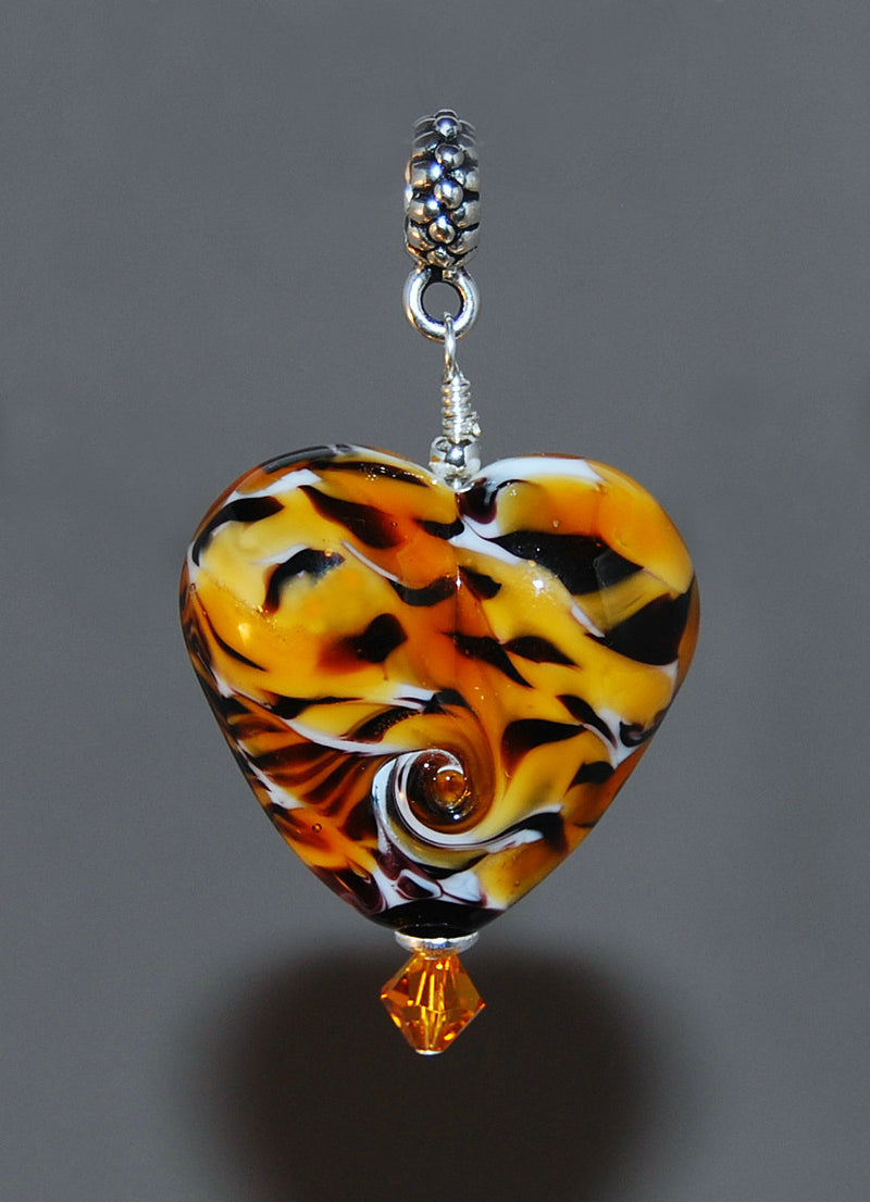 Wild at Heart - Tiger Pendant - Sporting Classics Store