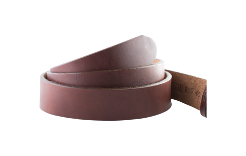 Quick Release Brown Leather Strap - Sporting Classics Store