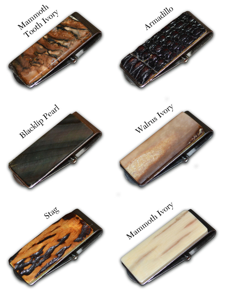 Sporting Classics Money Clips - Sporting Classics Store