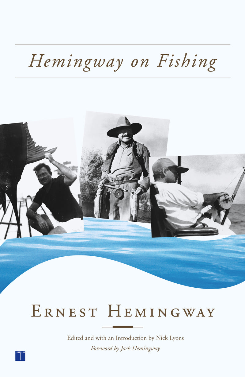 Hemingway on Fishing-Softcover