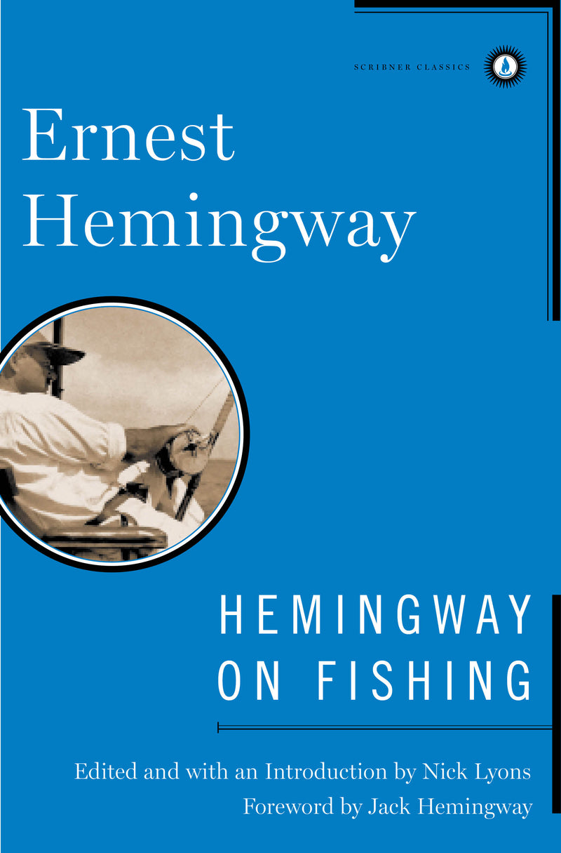 Hemingway on Fishing - Sporting Classics Store