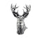 Deer Pewter Pin - Sporting Classics Store