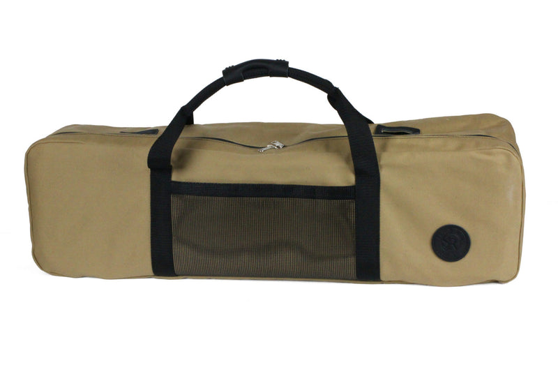 Fitted Canvas Protective Travel Cover