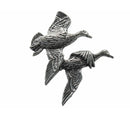 Pair of Ducks Pewter Pin - Sporting Classics Store