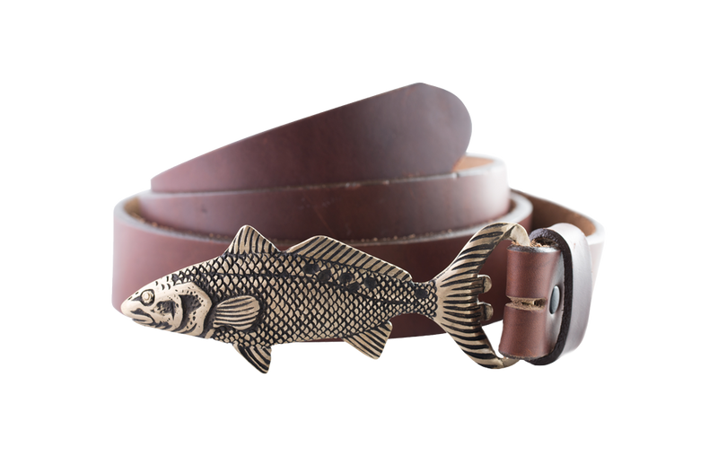 The Redfish Belt Buckle - Sporting Classics Store