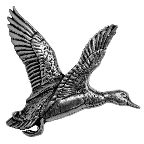 Duck Pewter Pin - Sporting Classics Store