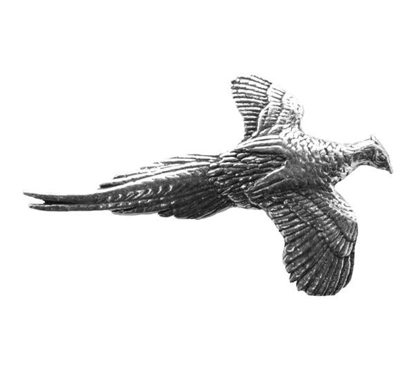 Small Pheasant Pewter Pin - Sporting Classics Store