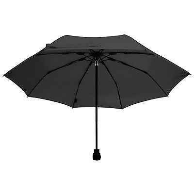EuroSCHIRM Light Trek Umbrella in Black
