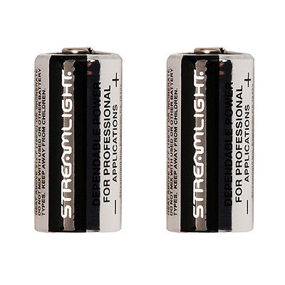 Streamlight Scorpion Parts & Accessories Lithium Replacement Batteries
