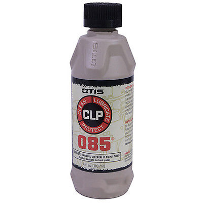 Otis Technologies Q85 CLP 4 oz, Bottle
