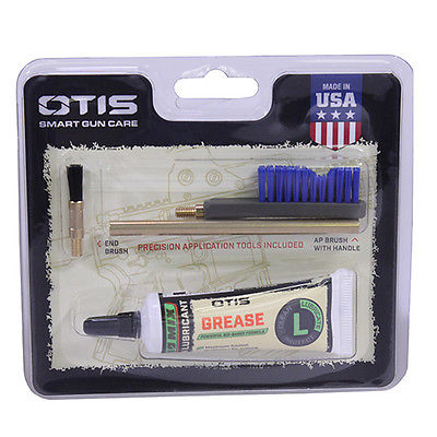 Otis Technologies Grease with Short AP, End Brush and Rod, .5 oz