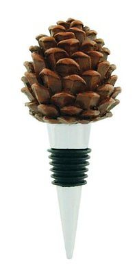 Pinecone Wine Stopper