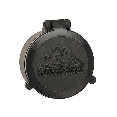 Butler Creek Flip Open Scope Cover - Objective Size 02A