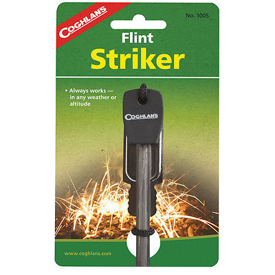 Coghlans Flint Striker Fire-Starter