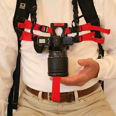 Keyhole Hands-Free Camera Harness
