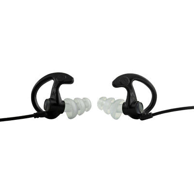 Surefire EP5 Sonic Defenders Max Earplugs, Black Small, 1 Pair