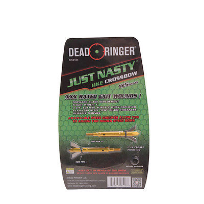 Dead Ringer Broadheads Big Nasty