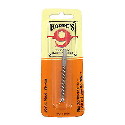 Hoppes Phosphor Bronze Brush .22 Caliber Pistol