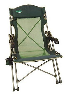 Wilcor Captain's Arm Chair with Carry Case