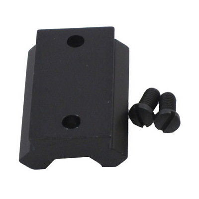 Weaver Detachable Top Mount Base 61M, Matte Black