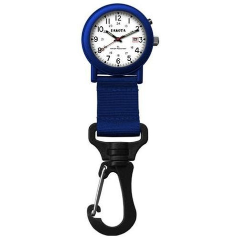Dakota Light Backpacker Clip Watch