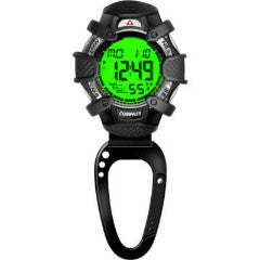Dakota Tough Clip Watch