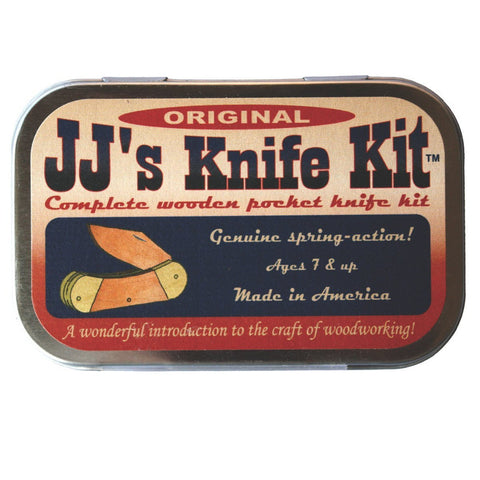 JJ's Canoe Knife Kit