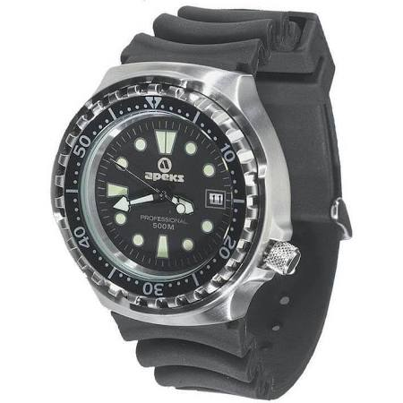 Apeks Divers Watch 500 metre in Presenation Box