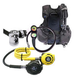 Apeks ATX40 Starter Package Regulators, Console & BCD