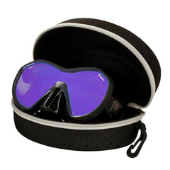 APEKS VX1 DIVE MASK BLACK UV CUT