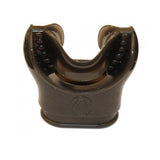 Apeks Comfo Bite Mouthpiece Black with Cable Tie