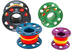 Apeks Spools - Final Clearance - Last Few All Sizes