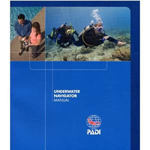 PADI Under Water Navigator Specialty Manual