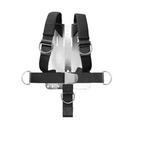 Apeks Deluxe Webbed One Piece Harness