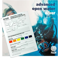 PADI Adventures in Diving Manual - 2017 version - Free Carraige