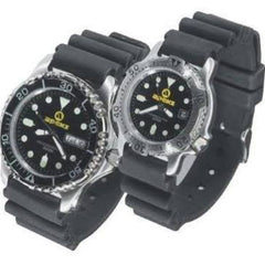 Ladies Apeks 200 metre Dive Watch Rubber Strap