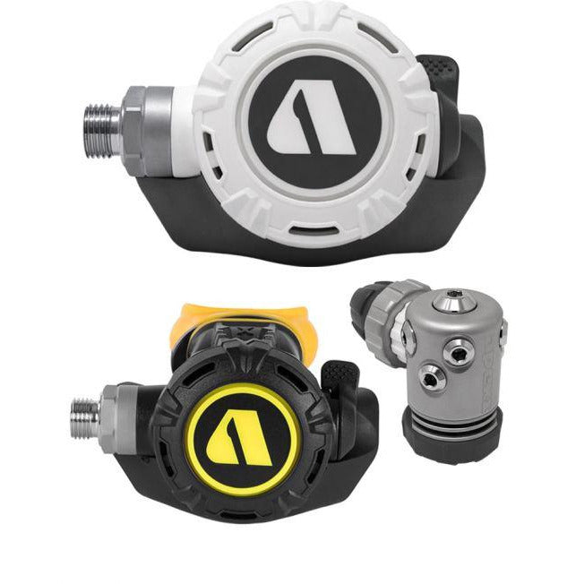 APEKS XL4 PLUS STAGE 3 WITH FLEXI HOSES AND OCTO