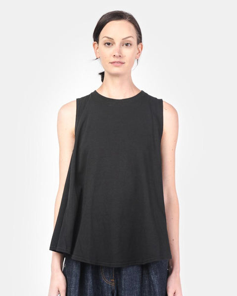 Swing Tank in Black by SMOCK Woman at Mohawk General Store