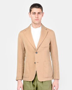 Savio Jacket in Natural by Barena at Mohawk General Store