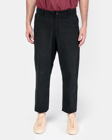 Seersucker Pant in Black by SMOCK Man at Mohawk General Store