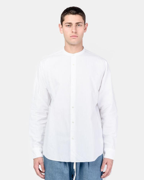 Tunic in White by SMOCK Man at Mohawk General Store